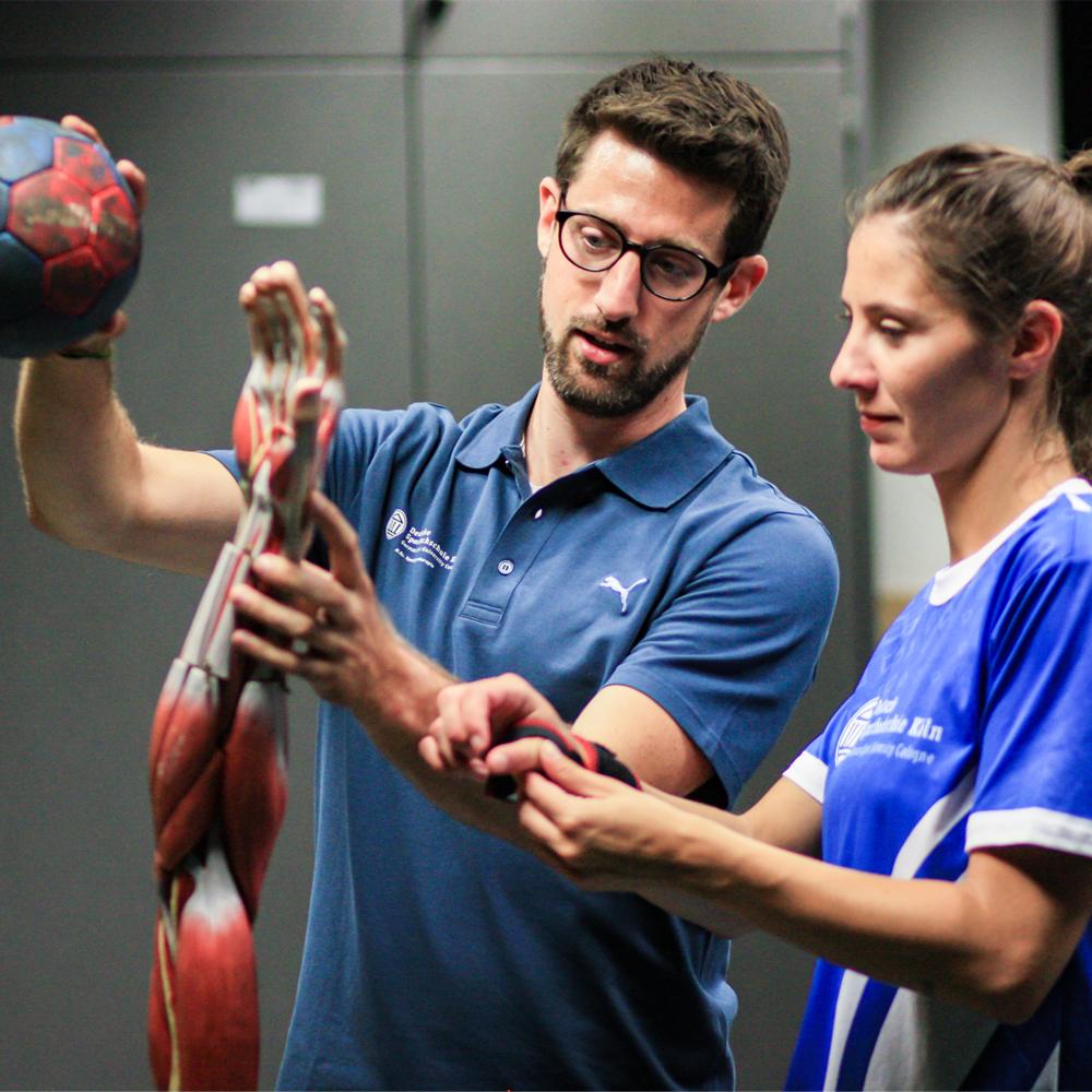 M.Sc. Sportphysiotherapie