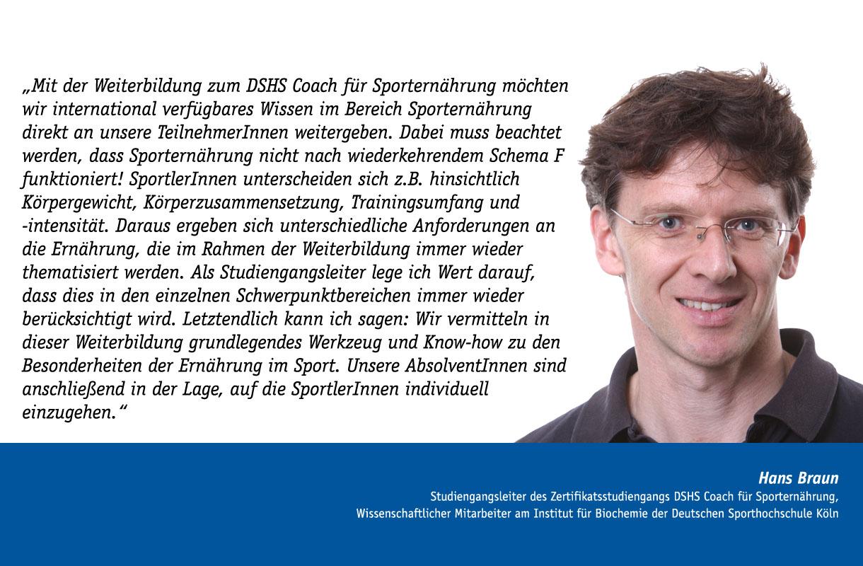 Stimme Hans Braun