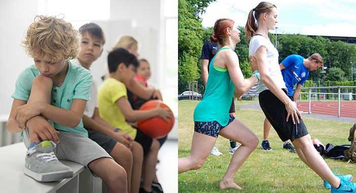 Neue Weiterbildung: Soziale und mentale Stärkung durch Sport