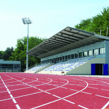 Track and field stadium of the GSU