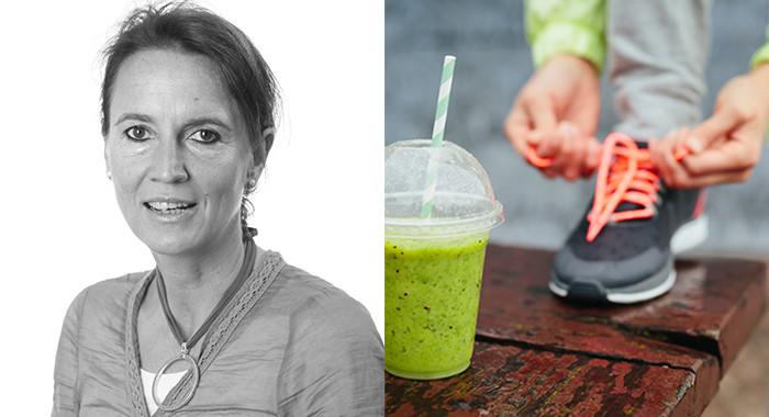 Apl.-Prof. Dr. Dr. Christine Joisten ist Studiengangsleiterin im M.Sc. Sport, Bewegung und Ernährung