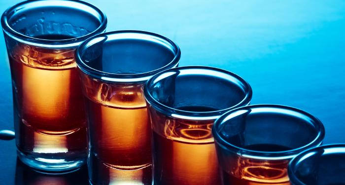 Alkohol Doping