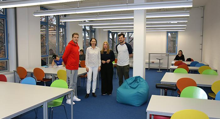 Neuer Platz Zum Lernen Deutsche Sporthochschule Koln