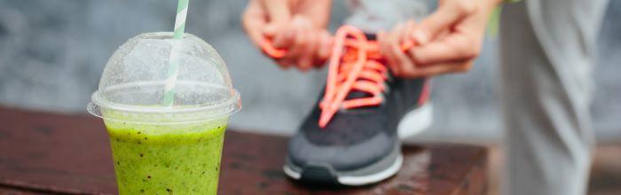 Sport und Ernährung. Foto: © Dirima/Shutterstock.com
