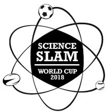 Logo des Science Slams