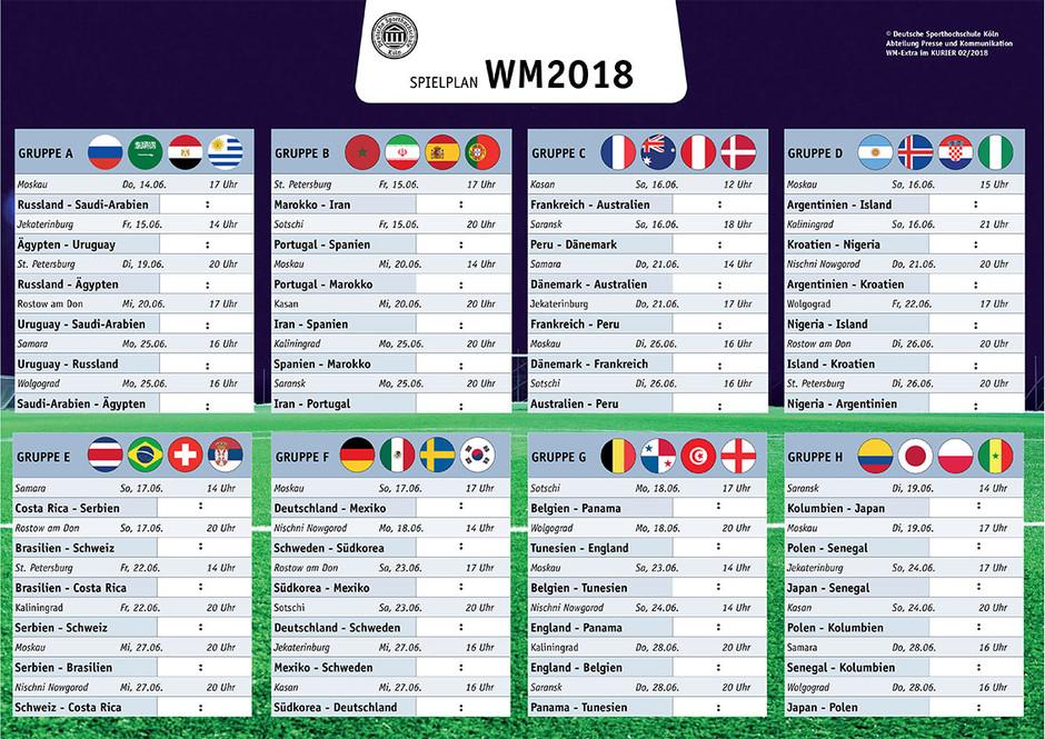 Wm 2021 Spielplan Gruppe F