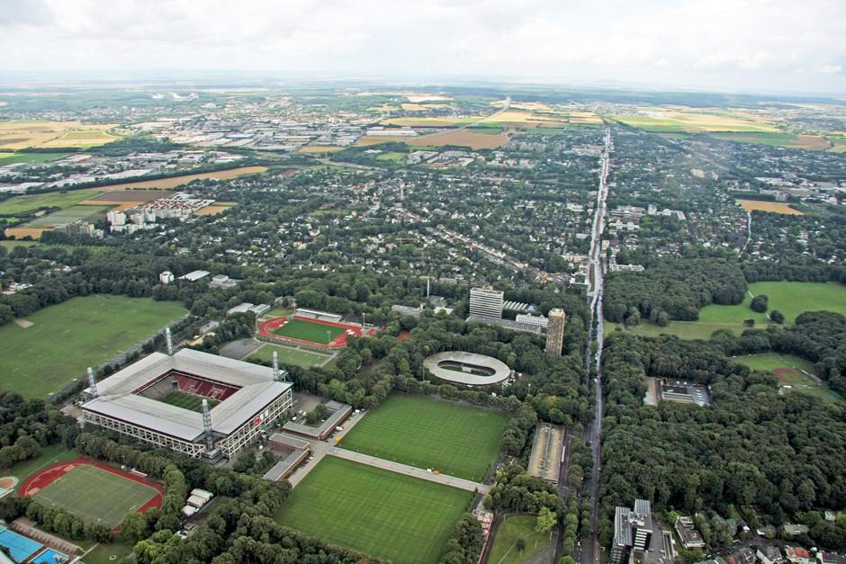 Mensa Sporthochschule Köln
