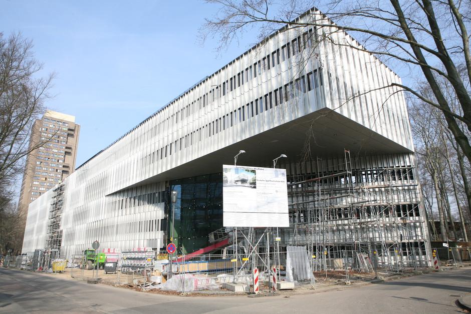 Sporthochschule Köln Mensa