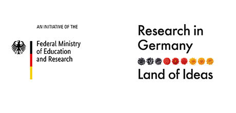 Logo BMBF und Research in Germany