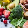 Stilleben Obst und Gemüse