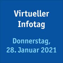 Am 28.01.2020 findet ein virtueller Infotag für den M.Sc. Sport, Bewegung und Ernährung statt.